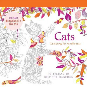 CATS 70 designs to help you de-stress