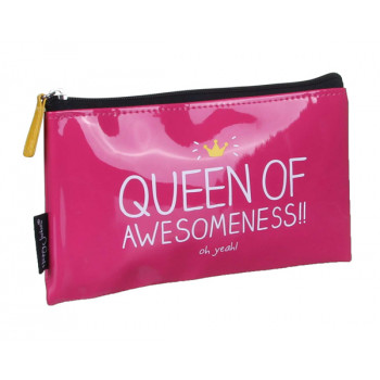 QUEEN OF AWESOME HANDY TOTE