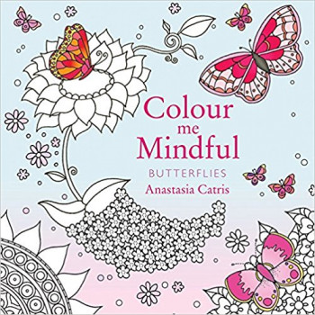 COLOUR ME MINDFUL BUTTERFLIES