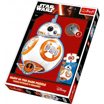 uzzle TREFL BB-8 Glow in The Dark 60