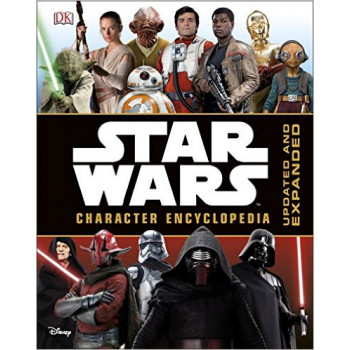 STAR WARS CHARACTER ENCYCLOPEDIA UPDATED