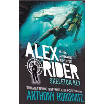 ALEX RIDER SKELETON KEY