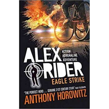 ALEX RIDER EAGLE STRIKE