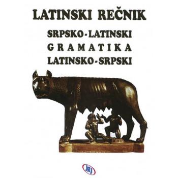 LATINSKI REČNIK SRPSKO LATINSKI LATINSKO SRPSKI