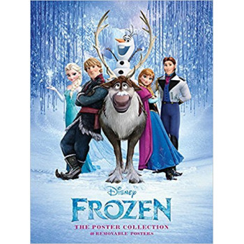 FROZEN THE POSTER COLLECTION