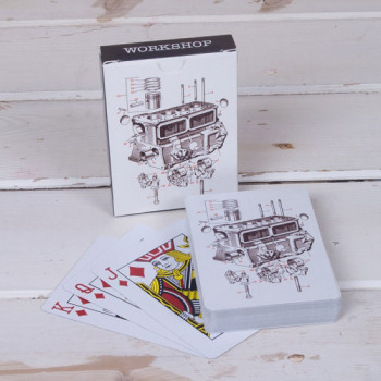 WORKSHOP PLAYING CARDS