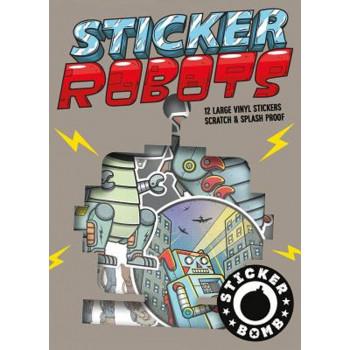 STICKER ROBOTS