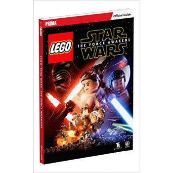 LEGO Star Wars The Force Awakens Prima Official Guide