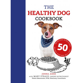 HEALTHY DOG COOKBOOK