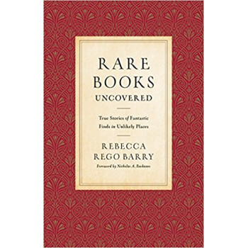 RARE BOOK UNCOVERED