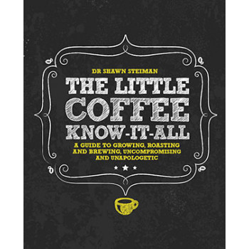 THE LITTLE COFFEE KNOW IT ALL