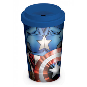 MARVEL CAPTAIN AMERICA TORSO