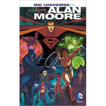 DCU BY ALAN MOORE