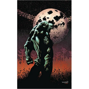 SWAMP THING: THE DEAD