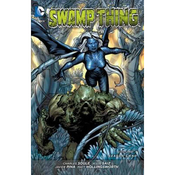 SWAMP THING VOL. 7