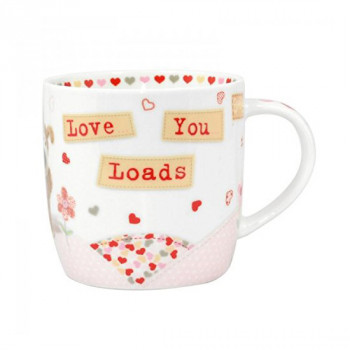 BOOFLE MUG LOVE YOU LOADS