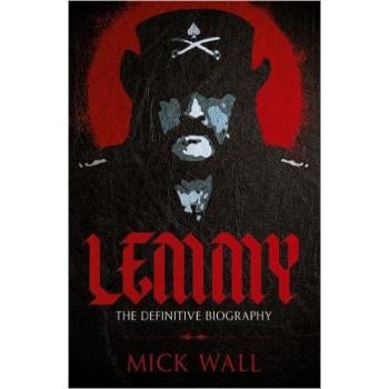 LEMMY The Definitive Biography PB