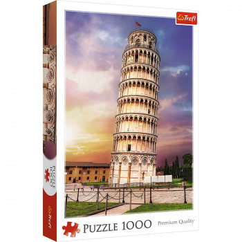 Puzzle PISA TOWER  1000 kom