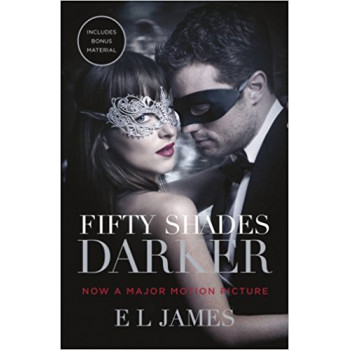 FIFTY SHADES DARKER Official Movie tie-in edition