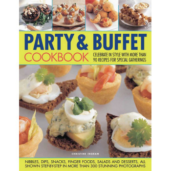 PARTY & BUFFET COOKBOOK