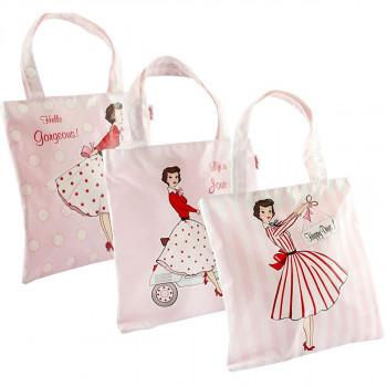 MRS SMITH Ručna torba za kupovinu 3 vrste