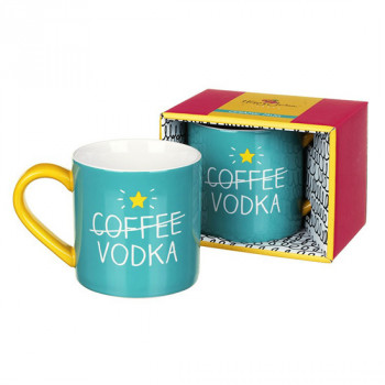 COFFEE VODKA MUG