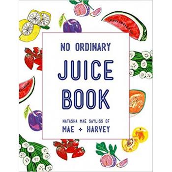No Ordinary Juice Book