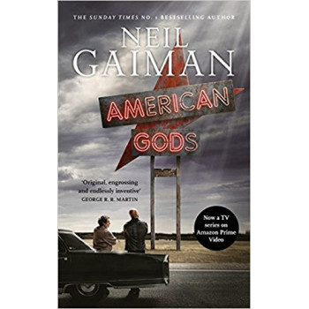 AMERICAN GODS TV TIE IN