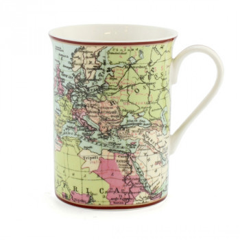 WORLD TRAVELLER MUG