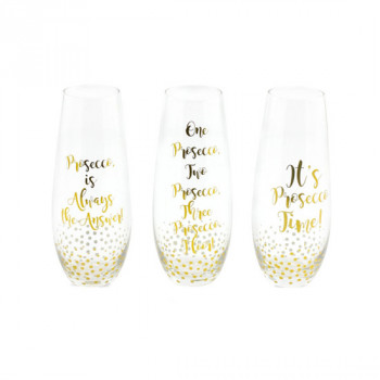 Staklena čaša za vino