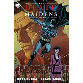 BATMAN:DEATH & MAIDENS