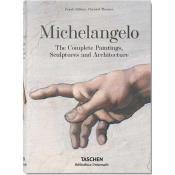 MICHELANGELO The Complete Paintings Sculptures and Architecture