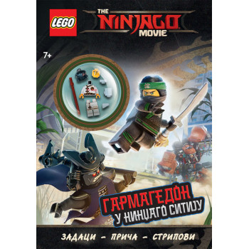 LEGO NINJAGO MOVIE Garmagedon u Nindžago sitiju