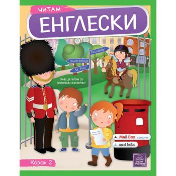 ČITAM ENGLESKI Korak 2