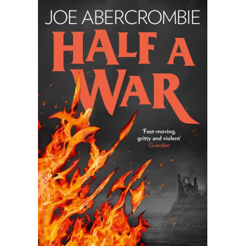 HALF A WAR, SHATTERED SEA BOOK 3