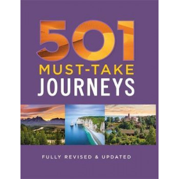 501 MUST TAKE JOURNEYS HC
