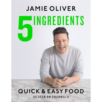 5 INGREDIENTS QUICK AND EASY