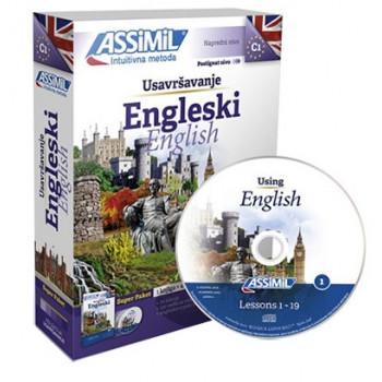 ENGLESKI USAVRŠAVANJE C1 S.P