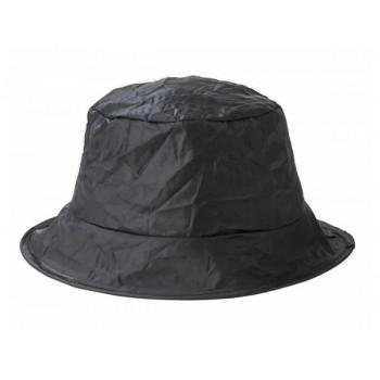 Šešir SOS SANPEI FOLDABLE RAIN HAT BLACK
