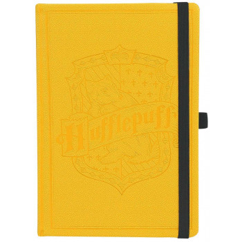 Notes Premium A5 HARRY POTTER Hufflepuff