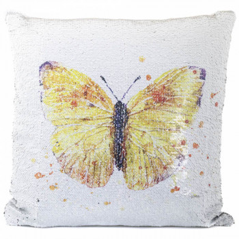 Jastuk BUTTERFLY MERMAID SEQUIN