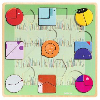 Puzzle za najmlađe LUDIFORM