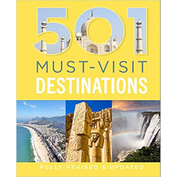 501 MUST VISIT DESTINATIONS HB