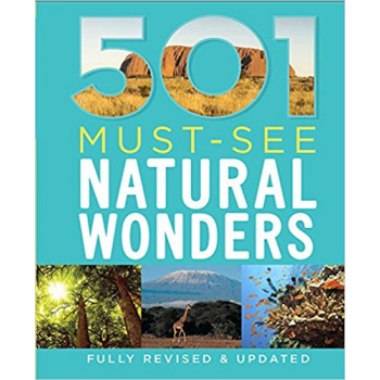 501 MUST SEE NATURAL WONDERS HB