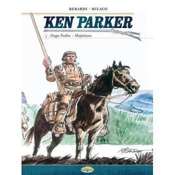 KEN PARKER Knjiga 1