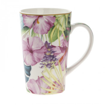 TROPICAL PARADISE LATTE MUG
