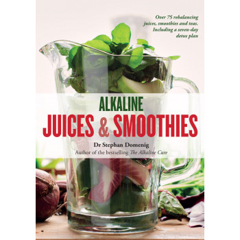 ALKALINE JUICES AND SMOOTHES