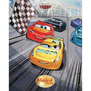 DISNEY MAGICAL STORY: CARS