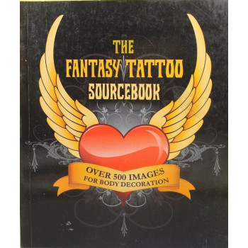 FANTASY TATOO SOURCEBOOK