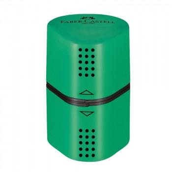 Rezač Faber Castell GRIIP zeleni